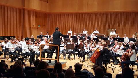 Liten Västmanlands Ungdomssymfoniker